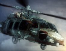 Helicopter | Visualisation