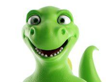 Goody Foodie | Mascot Dinosaur