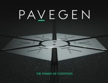 Pavegen | Product Launch Animations